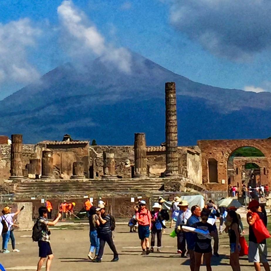 Pompeii Trip LastYear