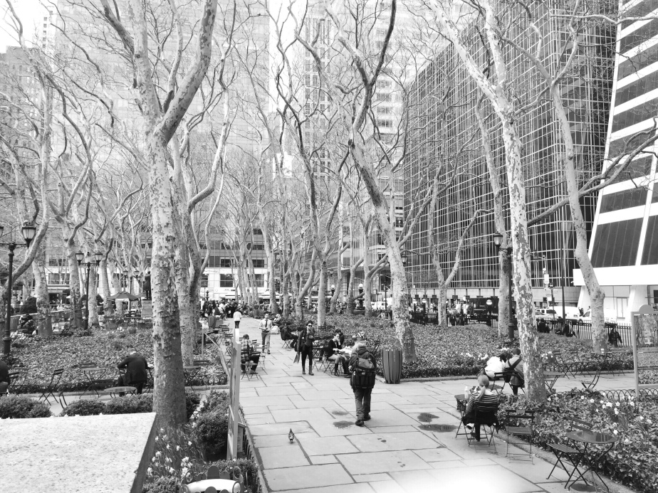 More NYC in Black and White